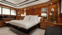 Yacht MIMU -  Master Cabin on Deck