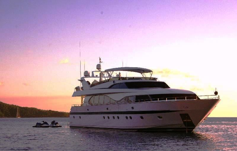 Motor Yacht Miracle Caribbean Dive Charter