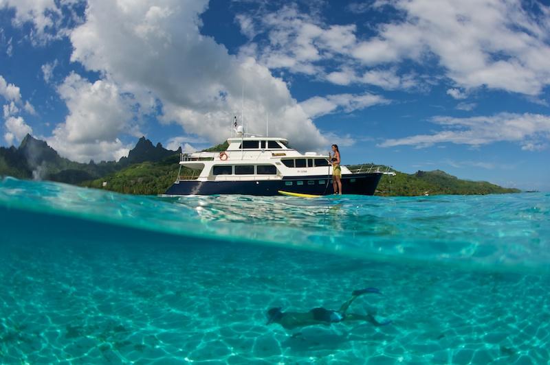 Yacht MISS KULANI -  Main