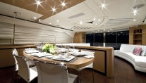 Yacht MISTRAL 55 -  Formal Dining