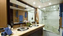 Yacht MISTRAL 55 -  Master Cabin Ensuite and Steam room