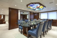 Yacht MONTE CARLO -  Formal Dining