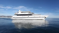 Yacht MOONDANCE - Profile