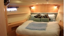 Yacht MORE MAGIC -  VIP Cabin