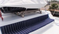 Yacht MS B HAVEN - Foredeck