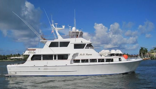 M/Y MS B HAVEN