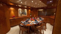 Yacht MY WAY - Dining