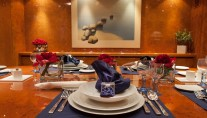 Yacht MY WAY - Formal Dining