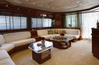 Yacht MY WAY - Salon