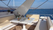 Yacht MY WAY - Sundeck