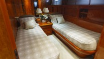 Yacht MY WAY - Twin Cabin