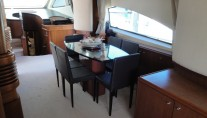 Yacht Mi Champion -  Dining Area