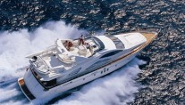 Yacht Mi Champion -  From Above