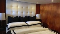 Yacht NEVER SAY NEVER -  Master Cabin