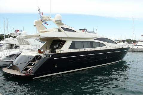 Yacht DOLCE MIA (ex Nika of London, Double Fun)