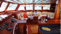 Yacht NIKOLAS -  Bar and Dining
