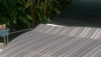 Yacht NO COMPLAINTS -  Sunpad forward