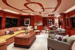 Yacht NO COMPLAINTS - Salon