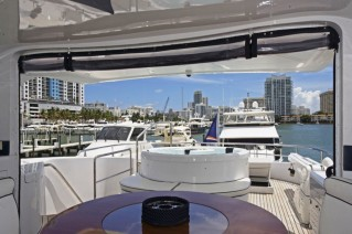 Yacht NO RULES - Sundeck