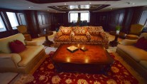 Yacht NOMAD - Main Salon Seating