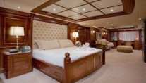 Yacht NOMAD - Master Cabin