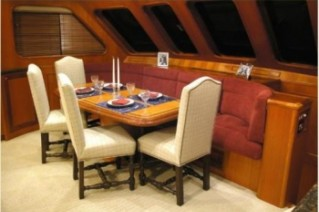 Yacht NORDFJORD -  Dining 2