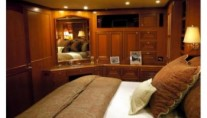 Yacht NORDFJORD -  Master Cabin