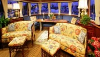 Yacht NORDIC STAR -  Enclosed Aft Deck