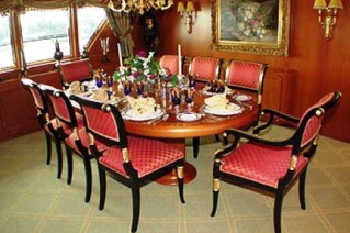 Yacht NORDIC STAR -  Formal Dining