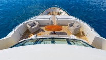 Yacht Novela - Bow Seating View 1