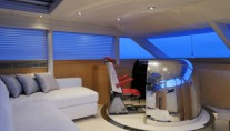 Yacht OBSESSION - Observation Lounge