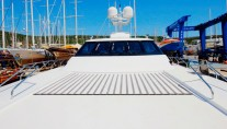 Yacht OBSESSIONS -  Foredeck