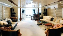 Yacht OBSESSIONS -  Main salon 2