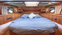 Yacht OLD DREAM -  VIP Cabin