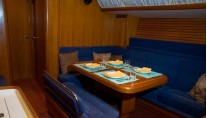 Yacht OLIVIA LEE -  Dining