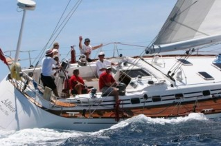 Yacht OLIVIA LEE -  Racing