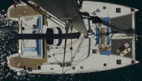 Yacht OMBRE BLU - Mast view