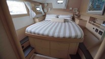 Yacht OMBRE BLU - Master cabin
