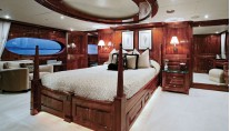 Yacht ONE MORE TOY -  Master Cabin