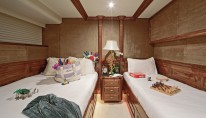 Yacht ONE MORE TOY -  Twin Cabin 2