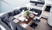 Yacht ONE O ONE -  Flybridge Al Fresco Dining