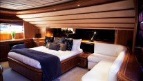 Yacht ONE O ONE -  Master Cabin