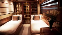 Yacht ONE O ONE -  Twin Cabin