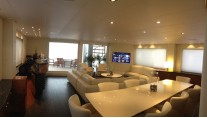 Yacht PALM B -  Dining Area and Salon