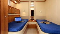 Yacht PAMPERO -  Twin Cabin 2