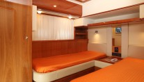 Yacht PAMPERO -  Twin Cabin