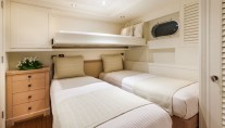 Yacht PERLE BLEUE  - Guest Cabin 4 Converted