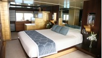 Yacht PERLE BLEUE  - Master Cabin