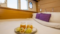 Yacht PERPETUAL -  Guest Cabin