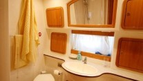 Yacht PIPALUK -  Guest Ensuite